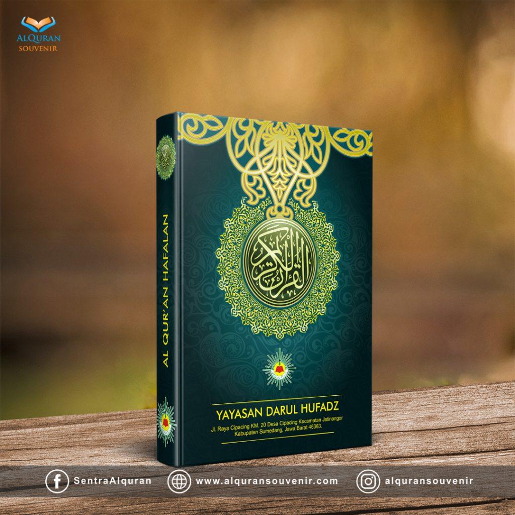 AlQuran Souvenir Wakaf Lembaga / Yayasan