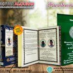 Pesanan Al-Quran Souvenir Tahlilan At-Tauhid Dengan Goodybag Sebanyak 150 pcs