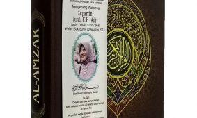 Pesanan Al-Quran Souvenir Tahlilan 1000 Hari, Quran Al Amzar A5 50 pcs