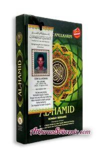50pcs Al-Quran Souvenir 40 Hari Orang Meninggal Al-Hamid A5