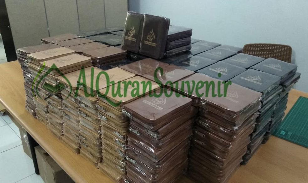 Pemesanan Al-Quran Customize A6 400 pcs Yayasan SDIT ASh-SHIDDIIQI