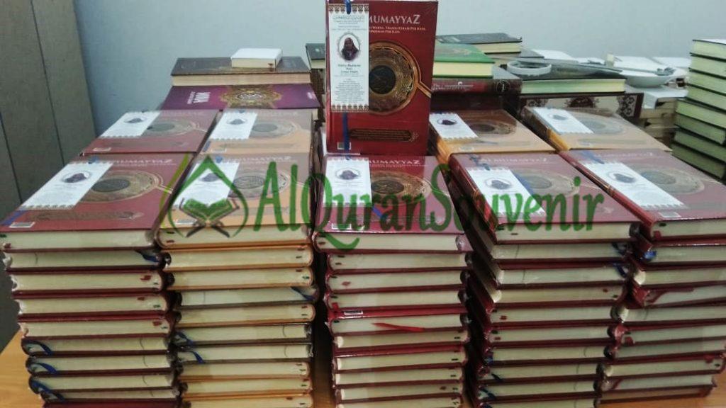 Al-Quran Al-Mumayyaz Tajwid Warna A5 Souvenir 100 Hari Orang Meninggal