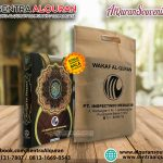 100 AlQuran Customize Cover Untuk Wakaf PT Inspectindo Mediatama