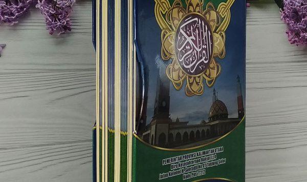 AlQuran Wakaf Instansi Pemerintah
