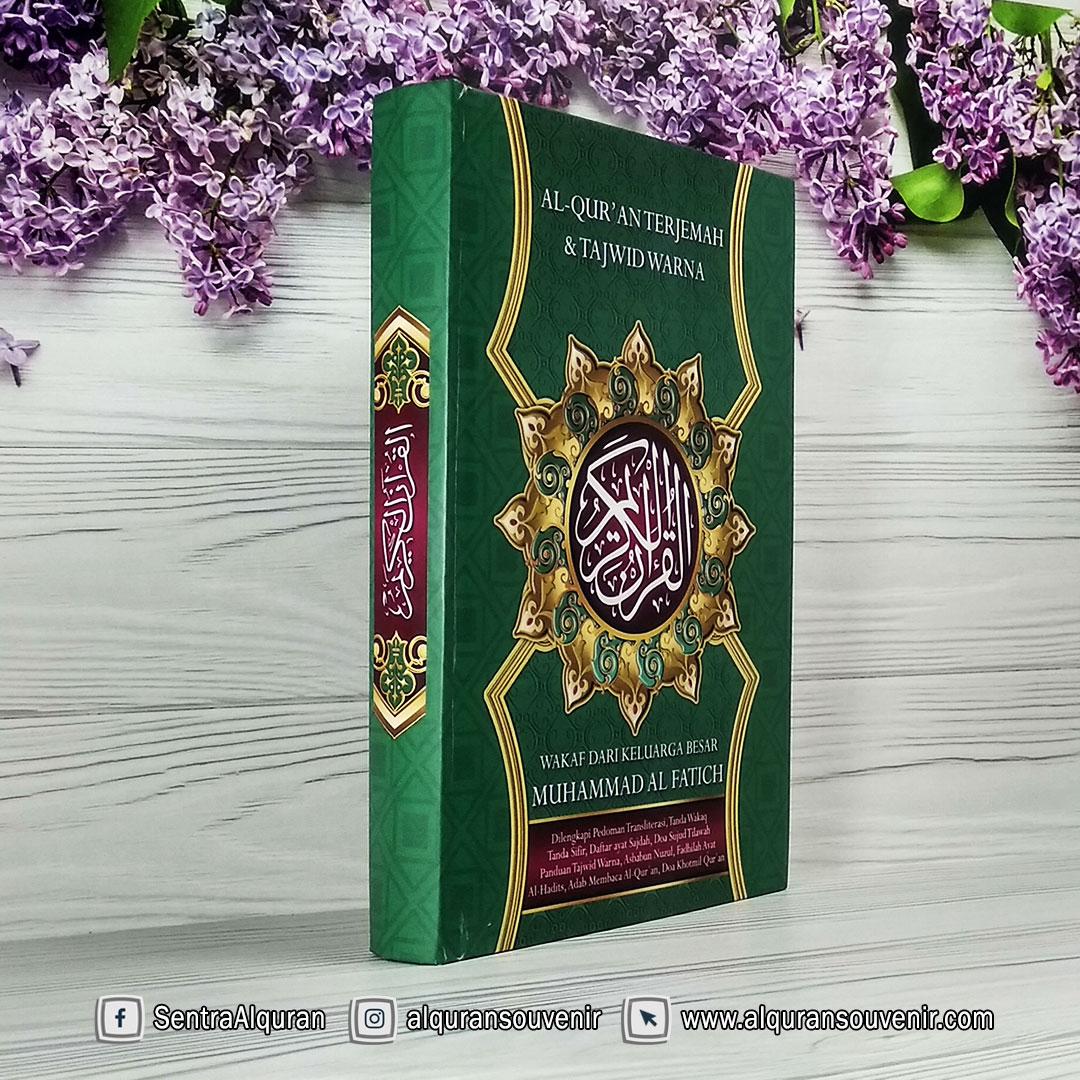 AlQuran Souvenir Pengajian 1000 Hari