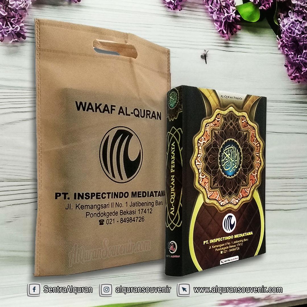 AlQuran Wakaf Perusahaan